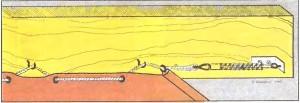 Полотна на нейлоновых шнурах