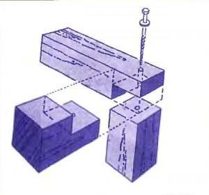 Угловое соединение