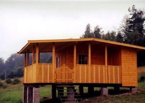 Вид дома с террасой 27.90-metrov