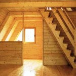 Внутри дома площадью 65 метров