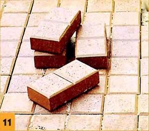 Используем клинкерные блоки