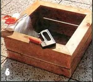 Пленка для ящика