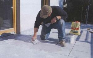 совет по выбору плитки для террасы