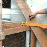 сооружаем лестницу из пиломатериалов