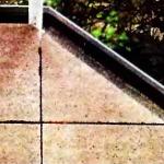 угловые куски каменной плитки