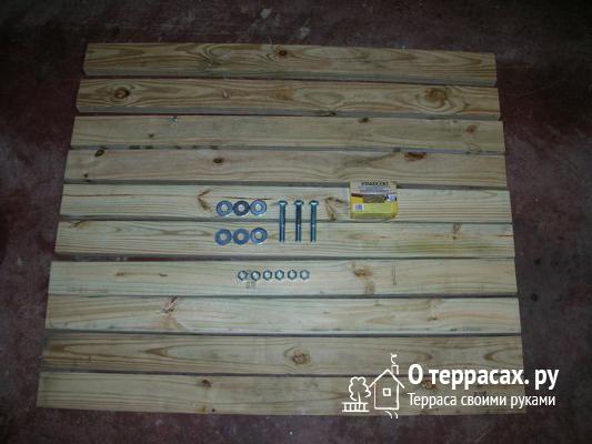 как сделать козла для распила дров